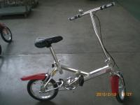 Mag foldable bike
